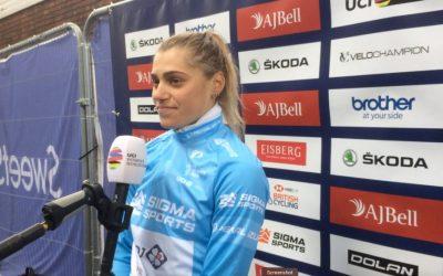 Video Interview – Clara Copponi Interview – Stage 2 – Women's Tour 2021