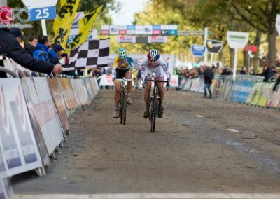 GP Twenty20 Cycling First European Cyclocross Race to give Equal Prize Money