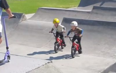 Never Too Young for BMX