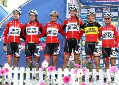 Emma Pooley Press Conference Post Stage 4 Women's Tour