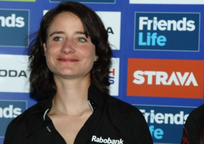 Marianne Vos – Post Stage 4 Press Conference – Women's Tour