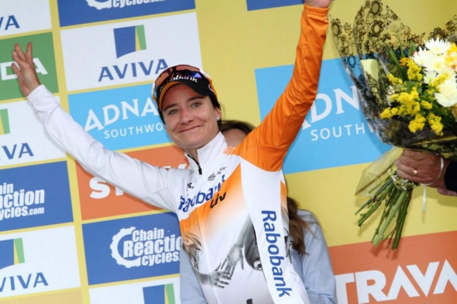 Marianne Vos, Women's Tour Stage 4 2016 - ©www.chrismaher.co.uk