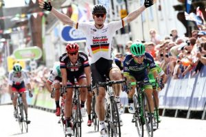 Tour of Britain 2016 | Stage One Race Winner, André Greipel [Lotto Soudal]