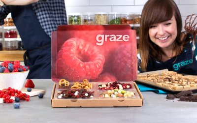 Free Graze Snack Boxes
