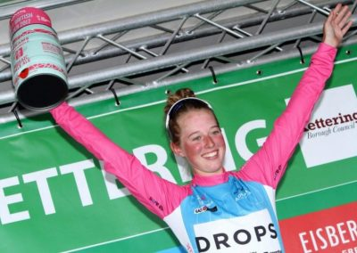 Interview – Alice Barnes Stage 1 – OVO Women's Tour