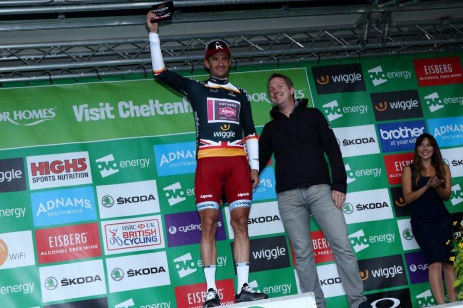 OVO Energy Tour Of Britain 2017 | Stage 7 Hemel Hempstead to Che