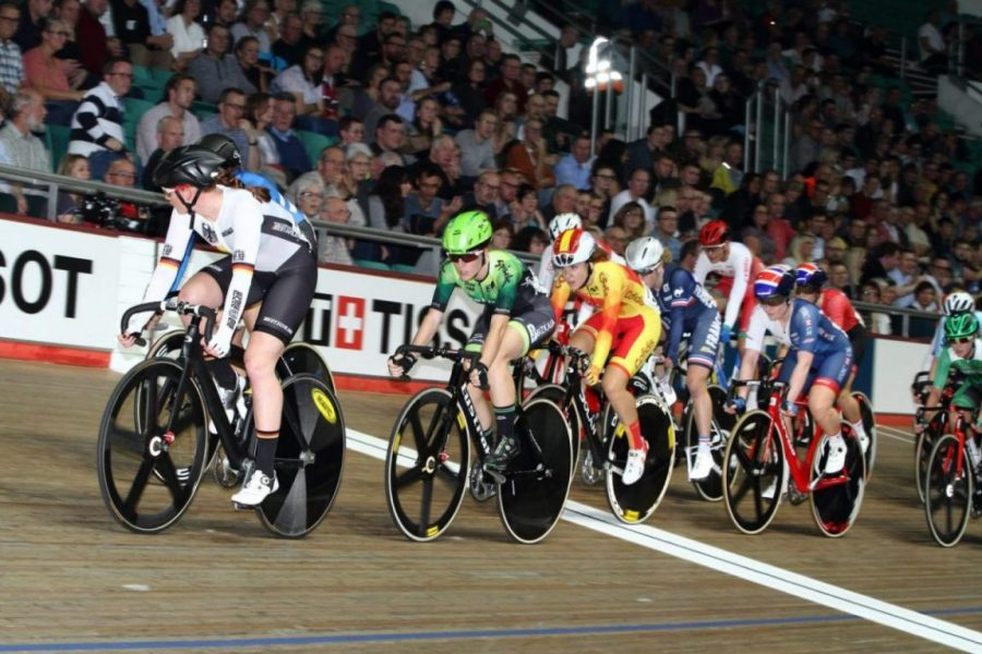 Tissot UCI Track World Cup 2017/18 | Round 2 Manchester, Day 1