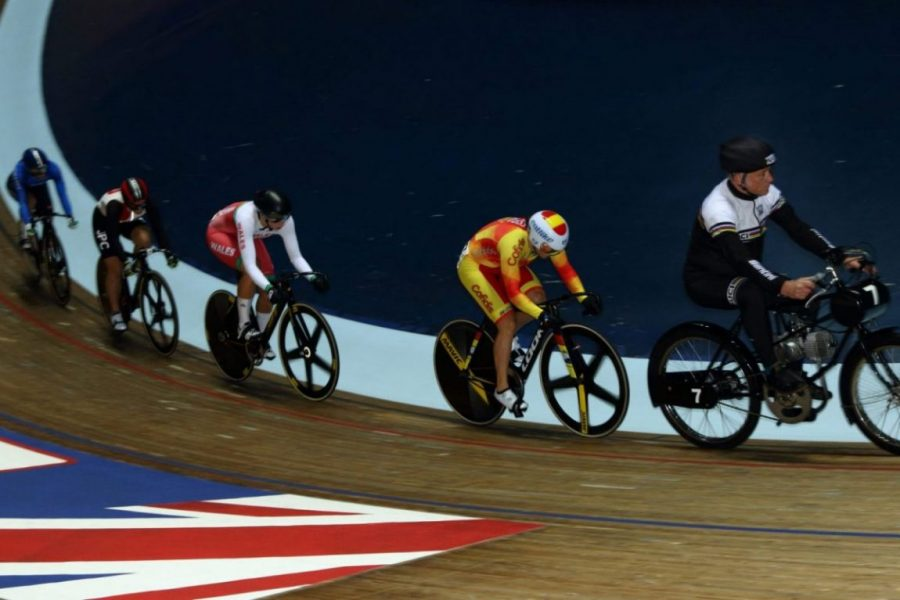 Tissot UCI Track World Cup 2017 Rnd2, Manchester