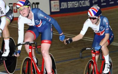 Day 2 – TISSOT UCI Track World Cup two gold medals for Great Britain