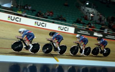 TISSOT UCI Track World Cup – Manchester | Day 3 Highlights