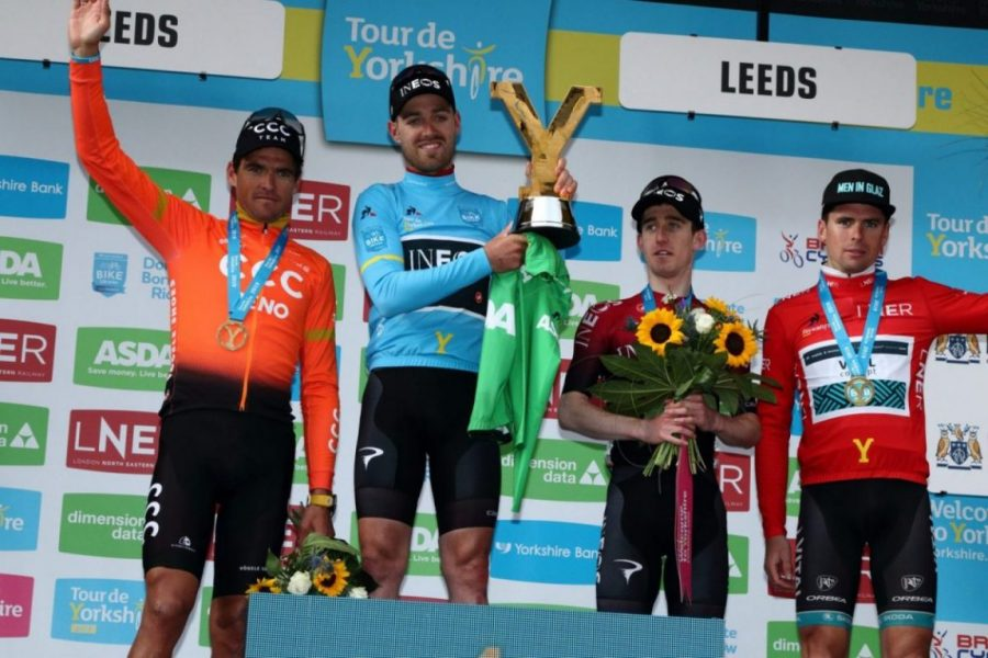 Tour De Yorkshire 2019 | Stage 2 Halifax to Leeds