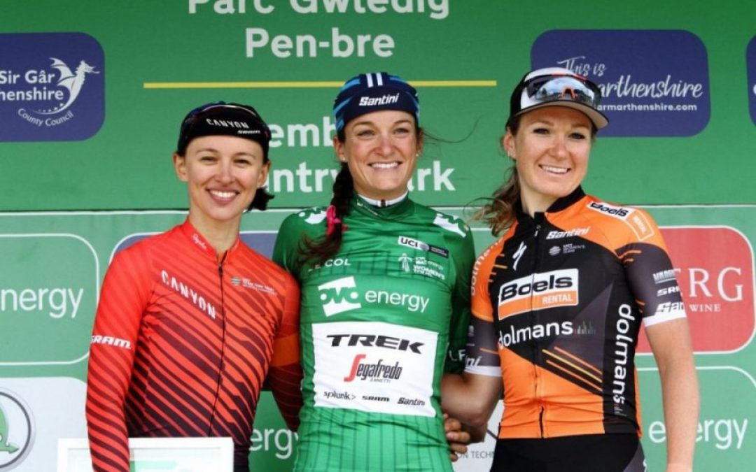 Lizzie Deignan wins 2019 OVO Energy Women's Tour