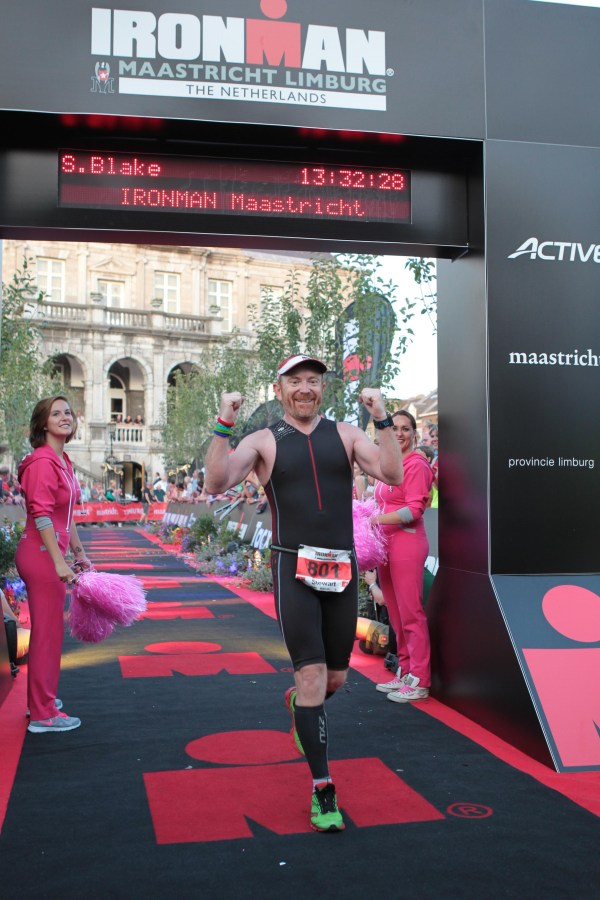 After 13 hours 28 minutes and 28 seconds I was an Ironman