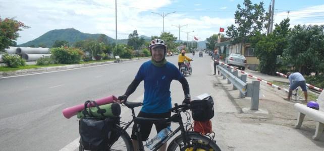 Cycling through the Mekong Delta, Vietnam