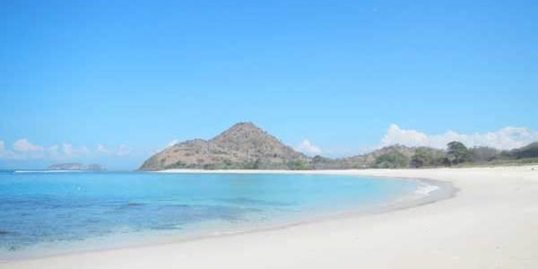 The beach – Sumbawa
