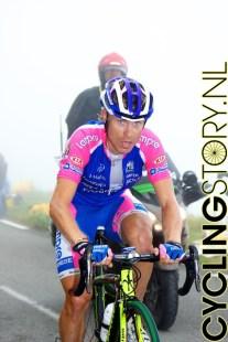 Cunego (foto: © Laurens Alblas/Cyclingstory.nl)