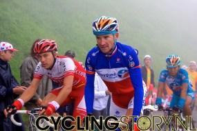 Voeckler deed het vandaag wat rustiger aan (foto: © Laurens Alblas/Cyclingstory.nl)