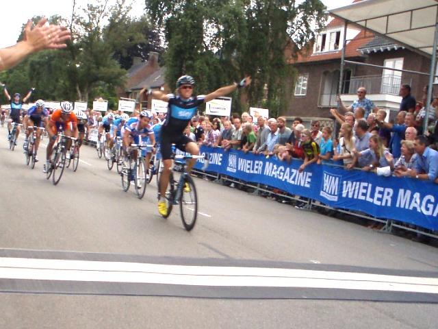 Kan Edvald Boasson Hagen straks ook de grote kanonnen in de sprint verslaan? (foto: © Tim van Hengel/Cyclingstory.nl)