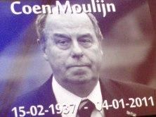 Coen Moulijn werd herdacht. Het icoon van Feyenoord overleed op 4 januari. (foto: © Tim van Hengel/Cyclingstory.nl)