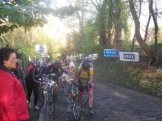 Al ging het niet bij iedereen volgens planning. (Foto: © Tim van Dijk/Cyclingstory.nl)