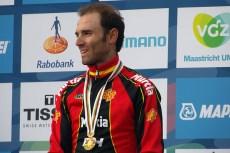 In 2012 pakte Alejandro Valverde brons op het WK in Valkenburg. (Foto: © Tim van Hengel / cyclingstory.nl)