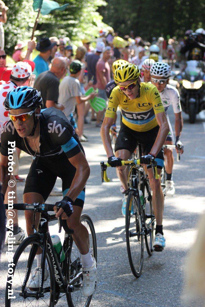 Tour de France 2013 Eindklassement bolletjestrui Cycling