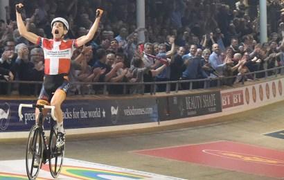 Det københavnske 6-dagesløb med i ny international løbsserie