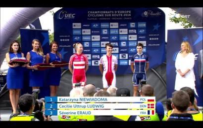 Dansk U23 EM sølv