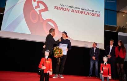 Årets Talent i dansk cykelsport kåres den 29. december