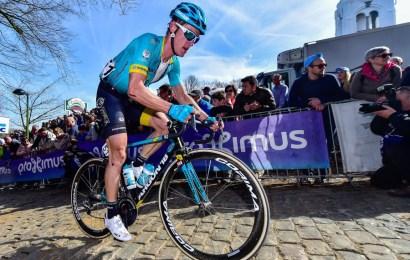 Syv danskere har kørt i top-10 i Flanderen Rundt
