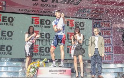 Lars Bak tangerer dansk Giro d'Italia rekord