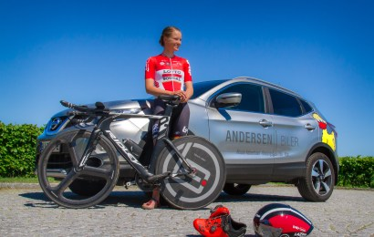 Trine Schmidt skifter til Team Virtu Cycling