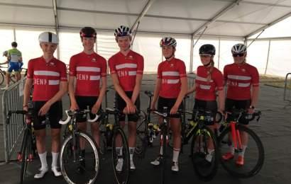 Dansk enkeltstarts-sejr ved det europæiske ungdoms-OL