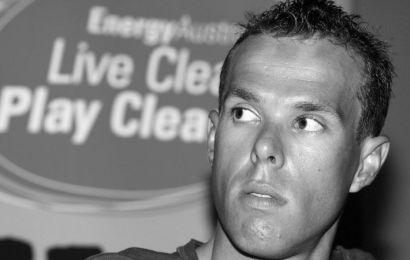 Olympisk mester død som blot 39-årig
