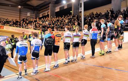 Årets Cykelrytter 2017 kåres ved cykelfest i Ballerup Super Arena den 23. november