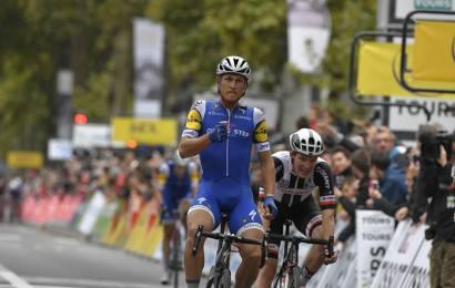 Søren Kragh femte dansker på Paris-Tours podiet