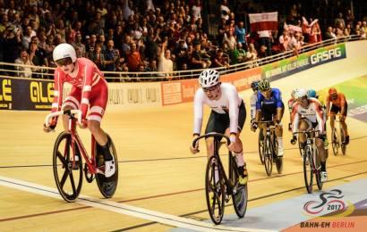EM-sølv til Niklas Larsen i pointløb