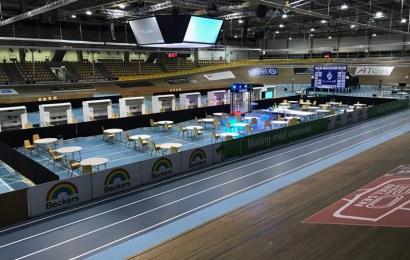 Ballerup Super Arena klar til 100 km parløb