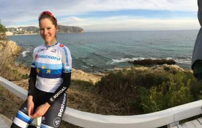 Trine Schmidts blog: Ser frem til at køre for Team VIRTU Cycling Women