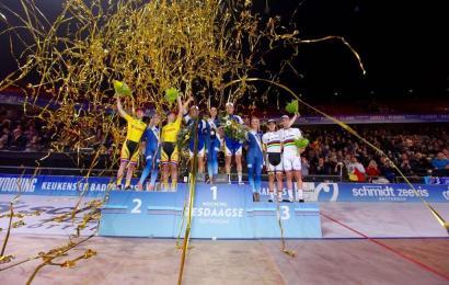 Sejr til De Ketele/De Pauw i Rotterdam
