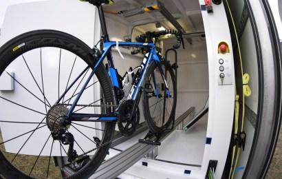 UCI introducerer røntgen i kampen mod teknologisk snyd. Se film