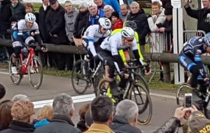 Hollandske Ariesen sejrede på tredje etape i Normandiet. Tre danskere i top-10