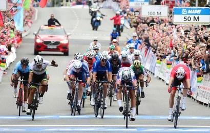 UCI vil have landevejs-VM til Afrika i 2025