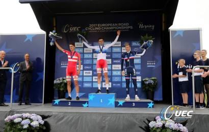 Stærkt dansk hold til landevejs-EM