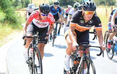 Dansk kvinde skifter til belgisk cykling