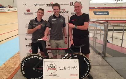 Ny dansk rekord og verdens næstbedste tid af Martin Toft Madsen