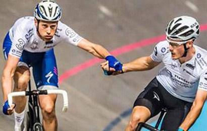 Terpstra skal køre med tidligere verdensmester i Rotterdam