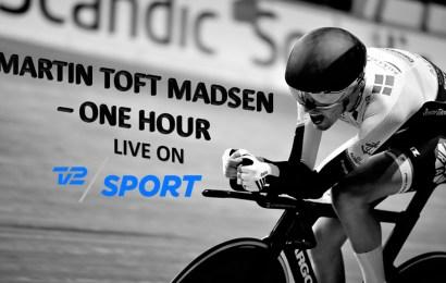 Timerekordforsøg live på TV2 Sport