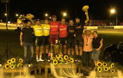 Sejr til Politt/Lampater ved Sixdays-Night i tyske Oberhausen