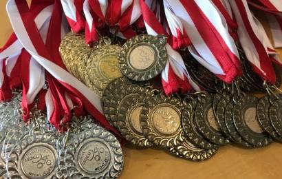 Helt unikt gratis Medaljeløb i Ballerup Super Arena
